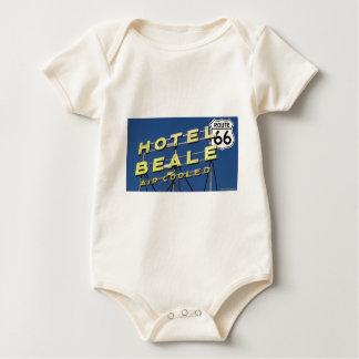 Hotel Beale Route 66 Kingman Arizona Baby Bodysuit