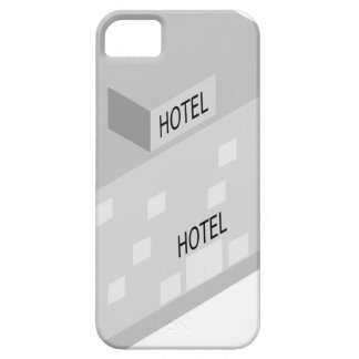 Hotel Building Case For The iPhone 5