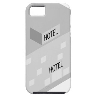 Hotel Building iPhone 5 Case