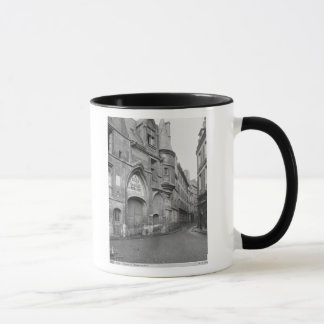 Hotel de Sens, late 19th century-early Mug