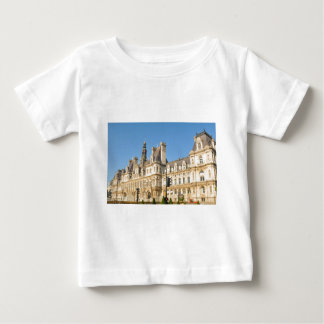 Hotel de Ville in Paris, France Baby T-Shirt