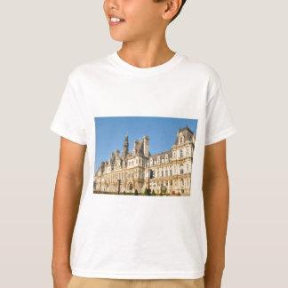 Hotel de Ville in Paris, France T-Shirt