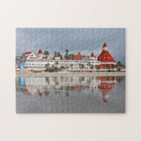Hotel del Coronado - Coronado California Jigsaw Puzzle