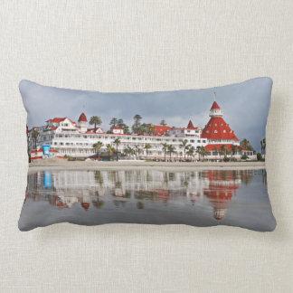 Hotel del Coronado - Coronao, California Lumbar Pillow