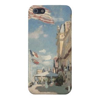 Hotel des Roches Noires, Trouville - Claude Monet Cover For iPhone 5/5S