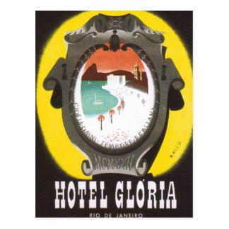 Hotel Gloria Postcard