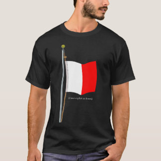 Hotel  I have a pilot on board.  Signal Flag T-Shirt