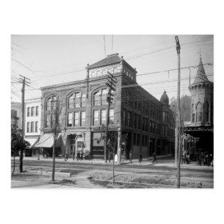 Hotel Pullman -- Hot Springs, Arkansas: 1900 Postcard