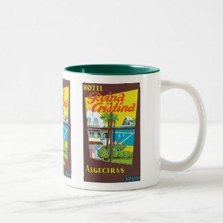 Hotel Reina Cristina ~ Algeciras Coffee Mugs