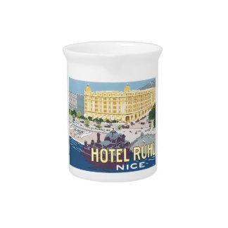 Hotel Ruhl, Nice Drink Pitcher