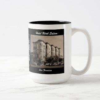 Hotel Utah Saloon Souvenir Mug