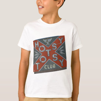 HOTSY TOTSY DIVE BAR SIGN T-Shirt