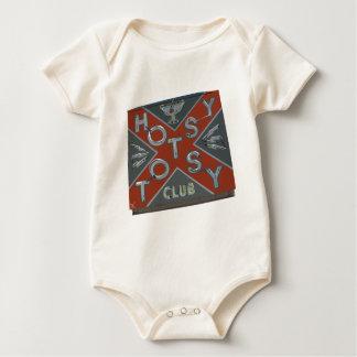 HOTSY TOTSY DIVE BAR SIGN BODYSUITS