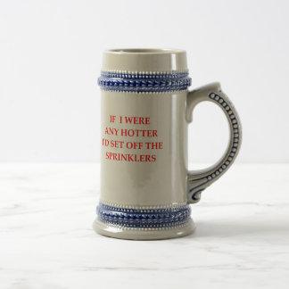 HOTTER BEER STEIN