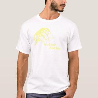 hotter hotter t-shirt