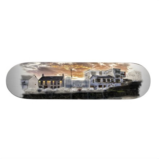 Hottest place to eat skateboard deck