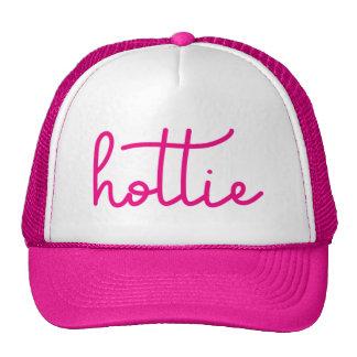 hottie. cap