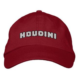 Houdini Handcuff King Embroidered Hat