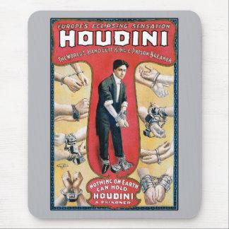 Houdini Handcuff King Mouse Pad