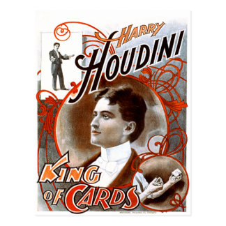 Houdini - King of Cards