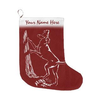 Hound Dog Christmas Stocking Dog Lover Stockings