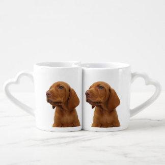 Hound Dog Lovers Mug Set