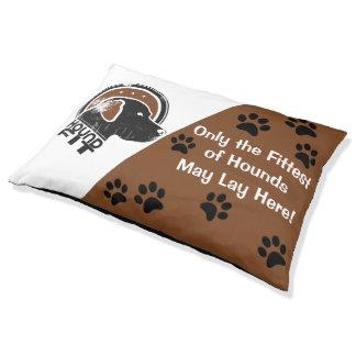 Hound Fit Logo Dog bed
