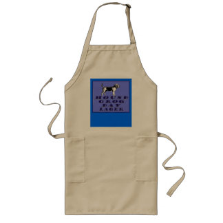 Hound Grog Day Blue Lager Aprons