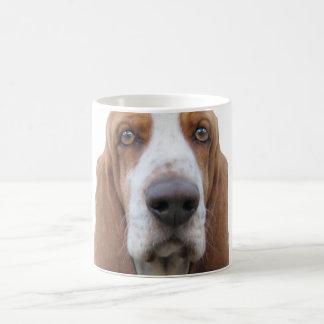 Houndie Basset Hound Coffee Mug