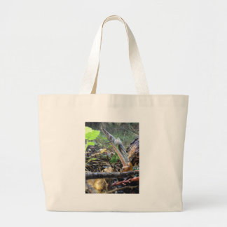 Hound's Tongue Sproutling Large Tote Bag