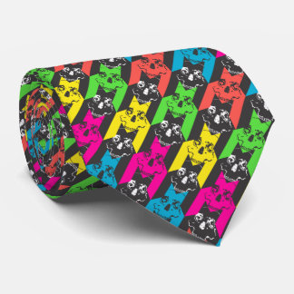hounds tooth of the dead tie
