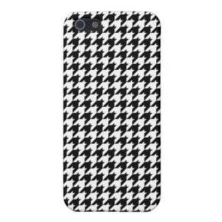 Houndstooth Case For The iPhone 5