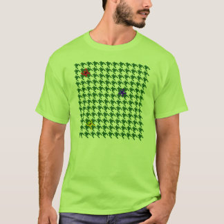 Houndstooth Invaders T-Shirt