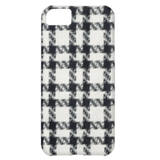 Houndstooth iPhone 5C Case