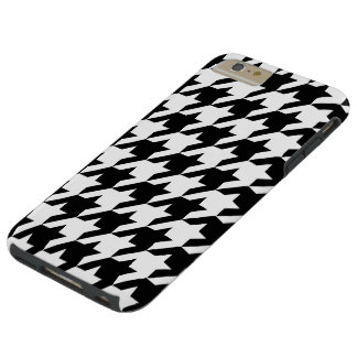 Houndstooth iPhone 6/6s Plus, Tough Phone Case