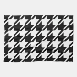 Houndstooth Kitchen Towel