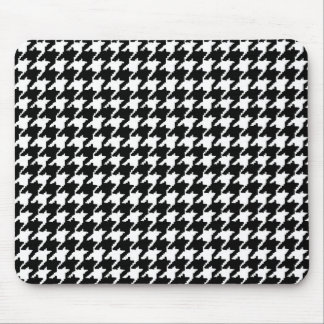 Houndstooth Mouse Pad