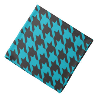 Houndstooth Pattern | DIY Background Color Bandana