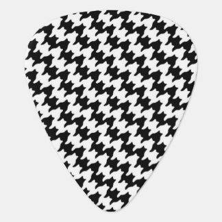 Houndstooth Pattern Guitar Pick