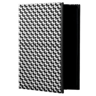 Houndstooth Pattern iPad Case