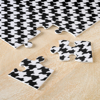 Houndstooth Pattern Puzzle