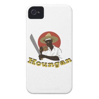 Houngan Priest iPhone 4 Case-Mate Case