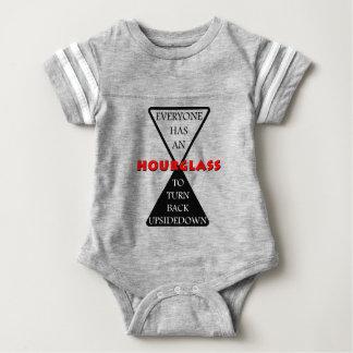 Hourglass Baby Bodysuit