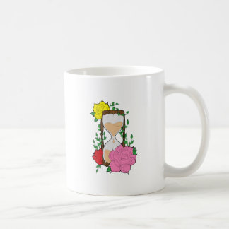 Hourglass Coffee Mug