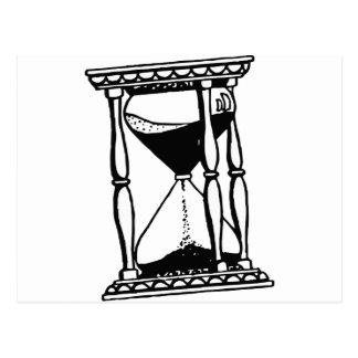 Hourglass Postcard