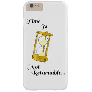 Hourglass Time Phone Case, 6/6s Plus Barely There iPhone 6 Plus Case