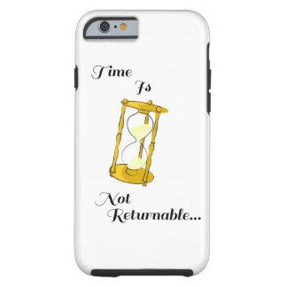 Hourglass Time Phone Case, Tough Tough iPhone 6 Case