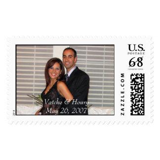hourypicturefor stamp, Vatche & HouryMay 26, 2007 Postage