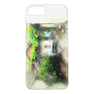House along the Camino de Santiago iPhone 8/7 Case