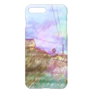 House and road iPhone 7 plus case